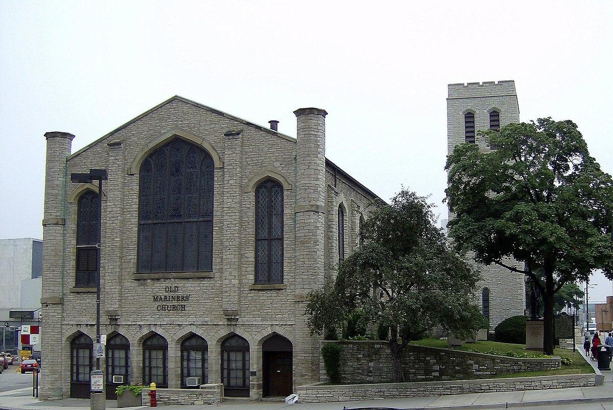Mariners' Church - Wikipedia