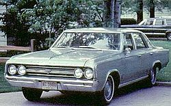 1964 Oldsmobile F-85 Deluxe 4-Door Sedan