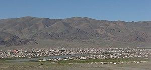 Bayan-Ölgii Province - Ölgii