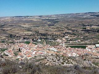 Oliete municipality in Aragon, Spain