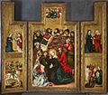 Oltář svatojiřský (kolem 1470), Národní galerie v Praze.jpg
