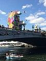 Olympic Days Paris June 2017 - Diving Platform Pont Alexandre-III 07.jpg