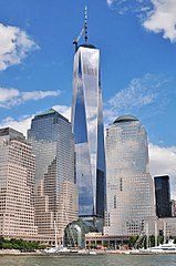 1 World Trade Center 2013