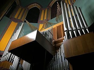 M. P. Moller - Opus 9987 (1965): Church of St. Paul the Apostle (New York City)