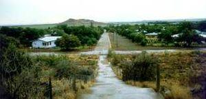 Orania, Northern Cape - Orania in 2000