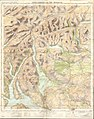 Ordnance Survey One-Inch Tourist Map of Loch Lomond and the Trossachs, published 1961.jpg