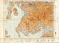 Ordnance Survey Quarter-inch sheet 2 Scotland south-west, published 1946.jpg