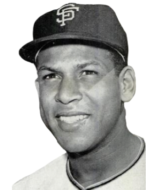 Orlando Cepeda - Cepeda with the Giants in 1962
