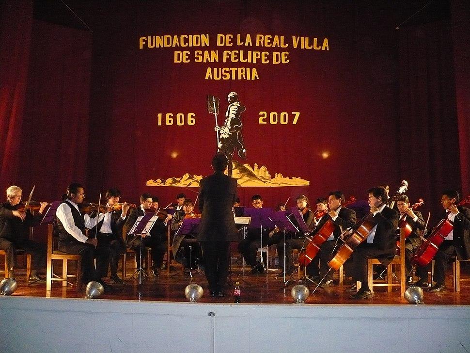 Orquesta Sinf%C3%B3nica de Oruro