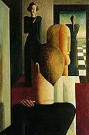 Oskar Schlemmer - Vier Figuren im Raum 1925.jpg