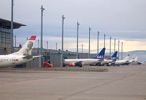 Oslo Airport location controversy - Oslo Airport, Gardermoen has been the main airport serving Oslo since 1998