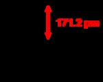 Osmium-tetroxide-2D-dimensions.png