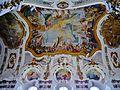 Osterhofen Basilika St. Margareta Innen Decke 1.JPG