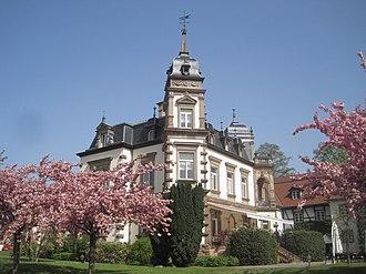Ostwald, Bas-Rhin - Château de l'Île in Ostwald