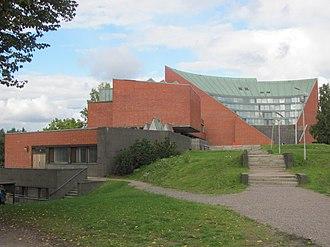 Aalto University Undergraduate Center - Aalto University Undergraduate center