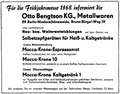 Otto Bengtson KG Mocca-Krone 1968.png