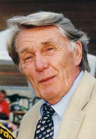 Otto Ziege - Ziege in 2004