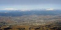 Ou mountains koriyama.jpg