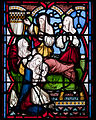 Our Lady's Island Church of the Assumption West Aisle Window Holy Kinship 2010 09 26.jpg