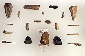 Għar Dalam phase - Artifacts from Għar Dalam