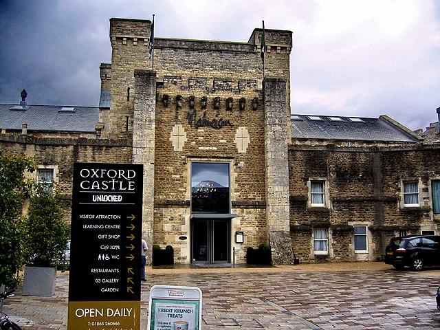 Castello di Oxford