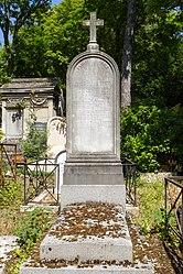 Tomb of Barbier