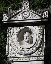 Tomb of Louis Gabriel Suchet (1770-1826)