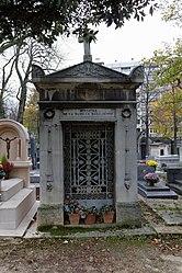 Tomb of Gilles Margaritis