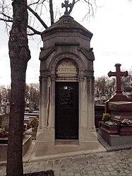 Léon Nafilyan: Tomb of Kanjounzeff