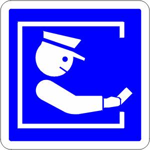 Otoyol 21 - Image: Péage paiement