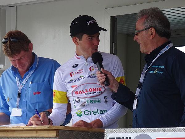 Péronnes-lez-Antoing (Antoing) - Tour de Wallonie, étape 2, 27 juillet 2014, départ (C005).JPG
