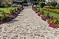 Pörtschach Winklern 10.-Oktober-Strasse 131 Blumengarten 30072016 3324.jpg