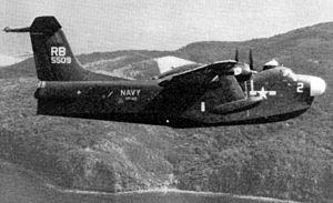 P5M-2 Marlin VP-42 in flight in 1950s.jpeg