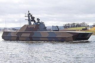 <i>Skjold</i>-class corvette Ship class