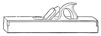 Iron Jack Plane Sketch