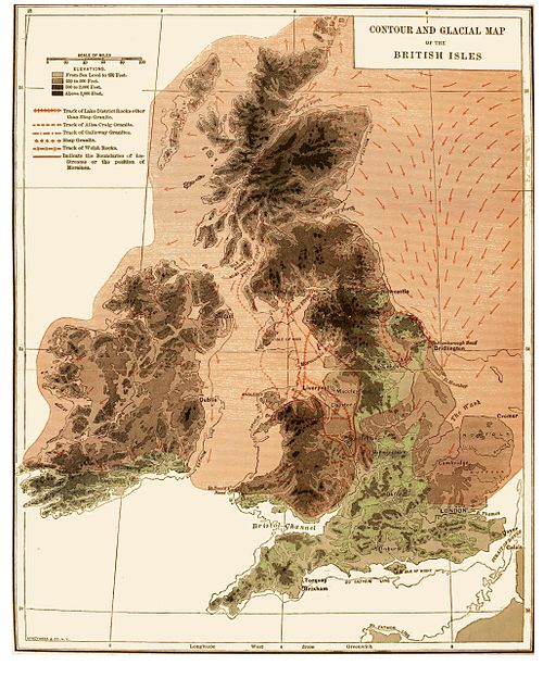 PSM V42 D182 Contour and glacial map of the british isles.jpg