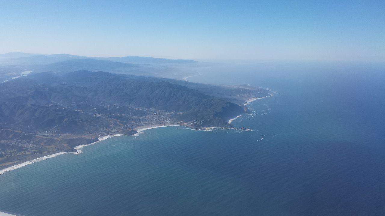 File Pacifica  California - Aerial View Jpg