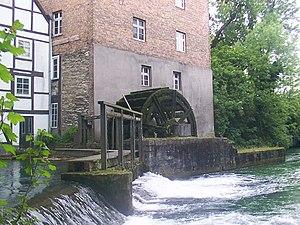 Paderborn - Pader River