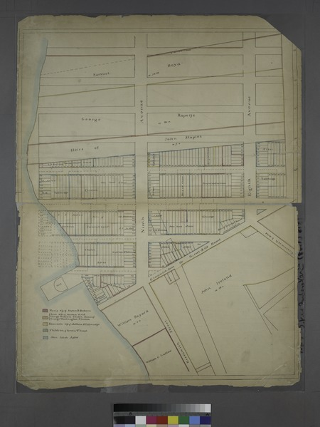 File:Page 01- (Bounded by W. 19th Street, Seventh Avenue, Greenwich Lane or Great-Kill Road and North River.) NYPL1531805.tiff