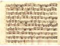 Pagina manoscritta di una sonata a due violini di Niccolò Jommelli.png