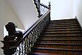 Palau del Marqués de Dos Aigües, escala.JPG