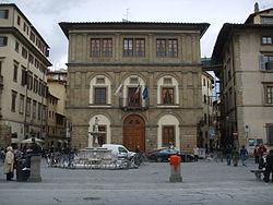 Palazzo cocchi serristori 12