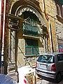 Palazzo in via Santa Chiara n. 26 portale originario.jpg