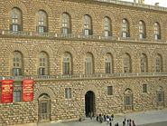 Palazzo pitti facciata 04