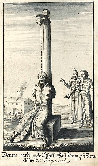 Chinese water torture image