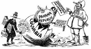 Hay–Bunau-Varilla Treaty 1903 treaty between U.S. and Panama establishing the Panama Canal Zone