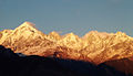 Panchchuli Peaks at Sunset, near Munsiyari, Uttarakhand.jpg