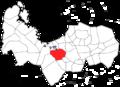 Pangasinan Locator map-San Carlos.png