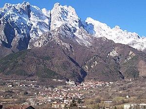 Cerveno - Image: Panorama Cerveno (Foto Luca Giarelli)