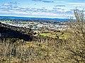 Panorama sur Besançon, depuis les ruines du château d'Arguel.jpg